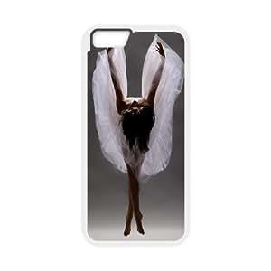 "elegent swan dancing swan dance Hard Plastic phone Case Cove For Apple Iphone6/Plus5.5"" screen Cases XXM9104862"