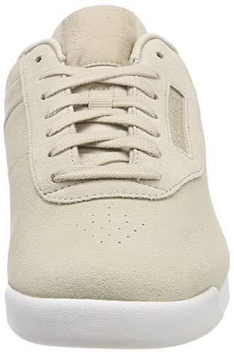 Princess Lthr Multicolore pb Donna Scarpe parchment Reebok Fitness 000 white Da pF5qFxd