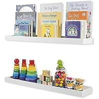 Nursery Room Décor Kid's Room Floating Wall Shelves Book...
