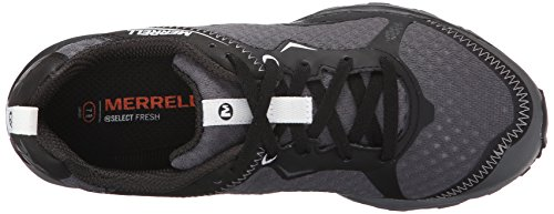 Merrell Dames All-out Crush Licht Trail Runner Zwart