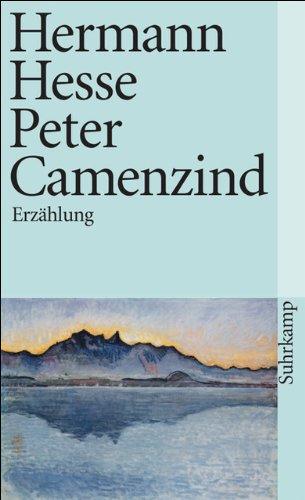 Peter Camenzind: Erzählung (suhrkamp taschenbuch)