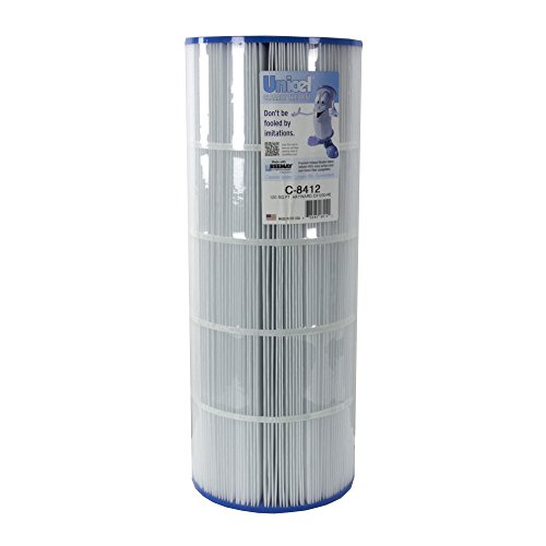 Unicel C-8412 Replacement Filter Cartridge for 120 Square Foot Hayward CX1200RE, Waterway Pro Clean 125, Waterway Clearwater II 125