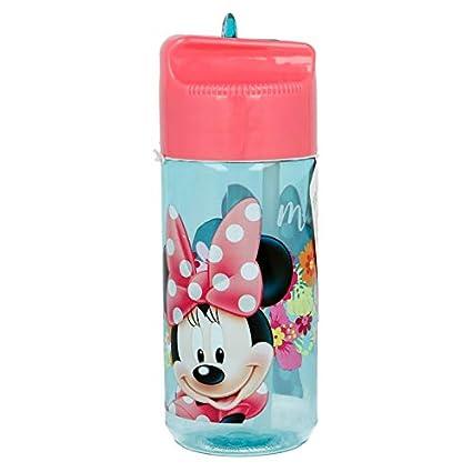 Botella Tritan Minnie Mouse Cantimplora Hidro Mlstor 450 Pequeña EDH29beWYI