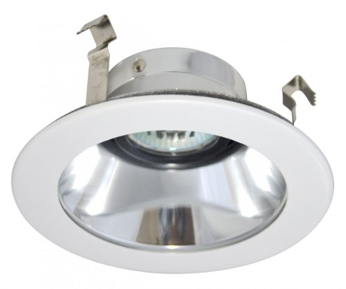 Voltage Mr16 Recessed Lighting Fixture - Reflector Chrome for 4