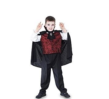 Fyasa 706096-t03 vampiro disfraz, tamaño mediano: Amazon.es ...