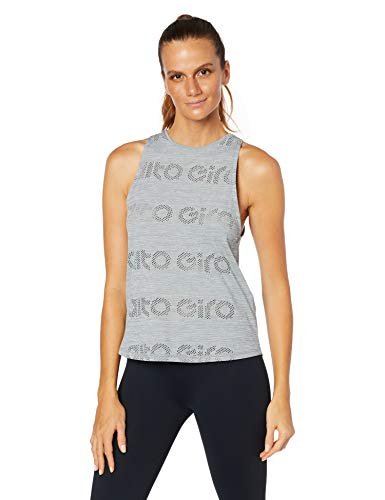 Regata Skin Fit Alto Giro Laser E Silk, Alto Giro, Feminino, Rajado, M