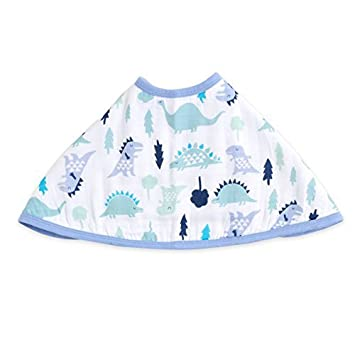 aden by Soft Absorbent 4 Layers,... anais Burpy Bib 100/% Cotton Muslin