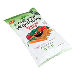 Snikiddy Jalapeno Ranch Vege Snacks (12x4.5 Oz)