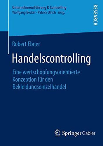 Handelscontrolling (Unternehmensführung & Controlling)
