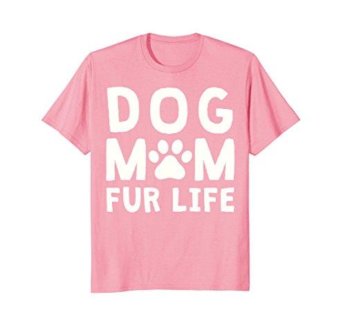 e T-Shirt Large Pink (Pink Dog T-shirt)