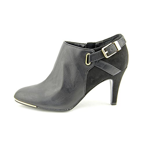 Marc Fisher Cyril3 Heeled Ankle Booties Black