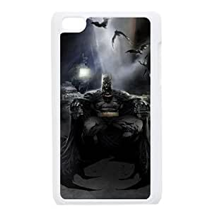Batman iPod Touch 4 Case White Delicate gift AVS_708863