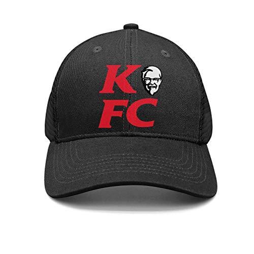Carnell Unisex KFC- Strapback Hat Visor Cap Hip Hop caps (Kfc Hat)