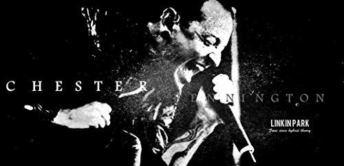 Chester Bennington Linkin Park Poster 28 inch x 13 inch