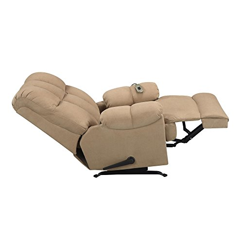 Best massage chair dorel living padded dual massage for Popular massage chair