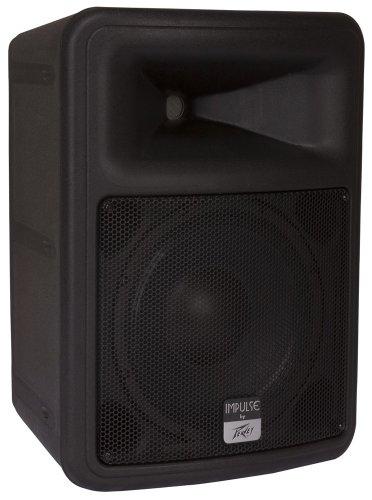 Peavey IMPULSE100BLACK Impulse 100 Unpowered Speaker Cabinet - Black by Peavey