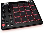 Akai Professional MPD226 - Procesador multiefectos, MP218, Red LED Pads, 48 Pad Banks