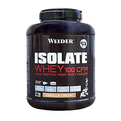 JOE WEIDER VICTORY Isolate Whey 100 CFM 2 kg (Vainilla)