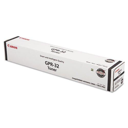Canon 2791B003AA (GPR-32) Toner, 72,000 Page-Yield, Black