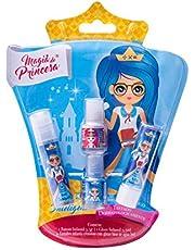 Kit Infantil Hipoalergênico Princesa Alegre, Magia de Princesa