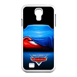 Generic for Samsung Galaxy S4 9500 Cell Phone Case White Cars 2 Custom 3726