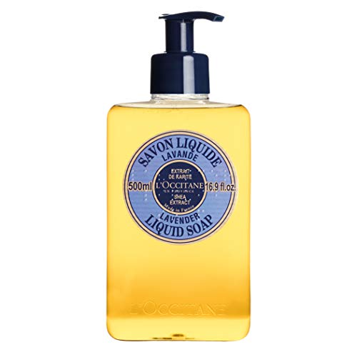 L'Occitane Shea Butter Liquid Hand Soap, 16.9 Fl Oz