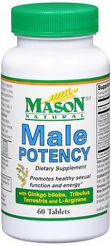 Mason Male Potency 3-Pack