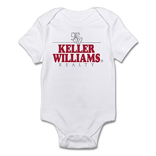 CafePress - Keller Williams Realty Infant Creeper - Cute Infant Bodysuit Baby Romper