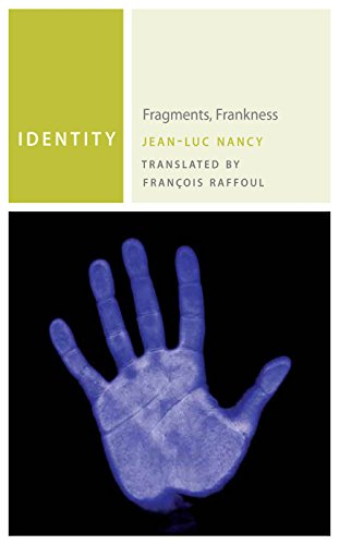 Identity: Fragments, Frankness (Commonalities)