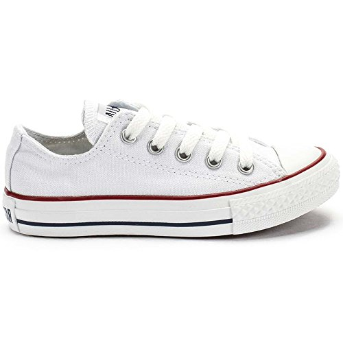 Image of Converse C/T All Star OX Little Kids Fashion Sneakers White 3q490-2