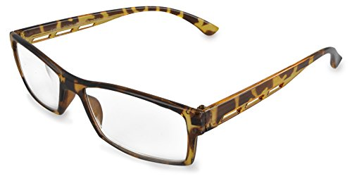 Optx 20/20 Legend Reading Glasses, Tortoise Shell, - Shell Glasses Tortoise