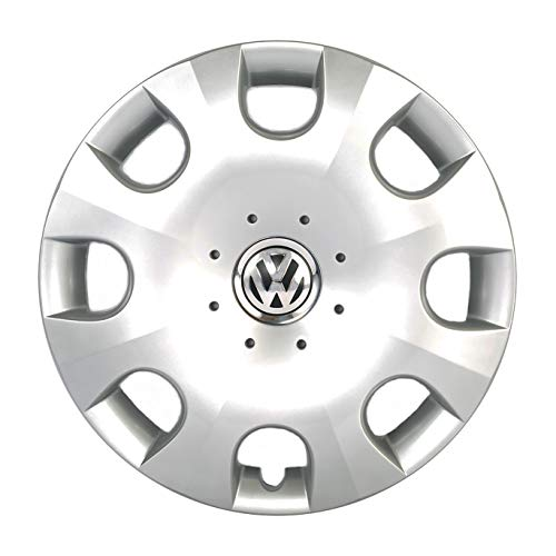 Volkswagen - 1C0601147P16Z Beetle 16 Inch New Factory Original Equipment Hubcap