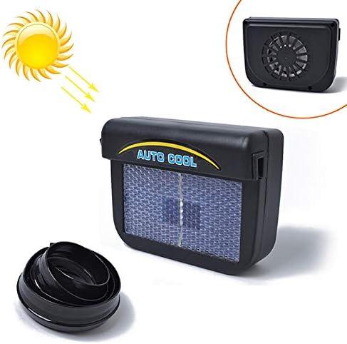 No logo SKdey Aire Optimización de Coches Auto Solar Enfriar ...
