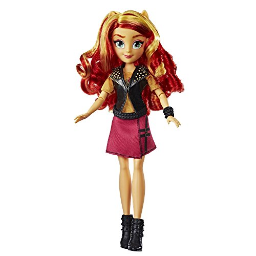 Which are the best equestria girls sunset shimmer doll available in 2020?