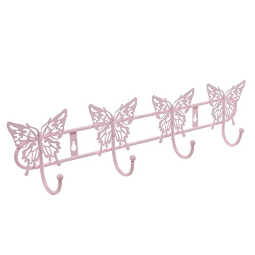 Pretty Butterfly Mounted Clothing Storage