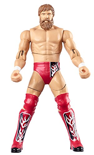 WWE Super Strikers Dual Force Daniel Bryan Figure