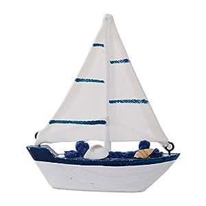 Manualidades Estilo Marinero.Vorcool Adorno De Madera Para Barco Marinero Estilo Mediterraneo