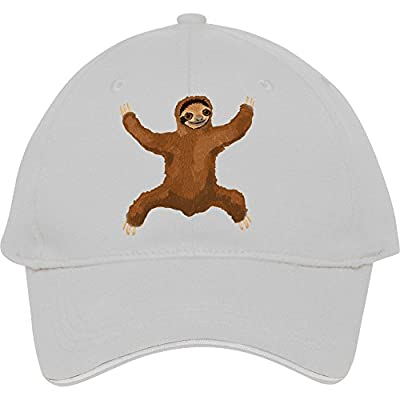 Hot Fashion Cotton Baseball Cap Snapback Hats With Lucacald Sloth Love Hug Male/Female - Lucacald