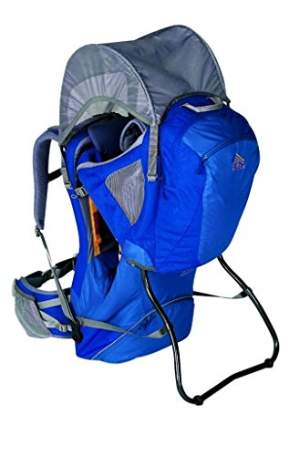 Kelty Journey 2.0 Child Carrier, Leigon Blue by Kelty