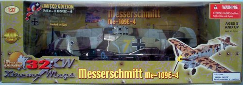21st Century Toys Aircraft (German Messerschmitt ME-109E-4 Airplane 1:32)