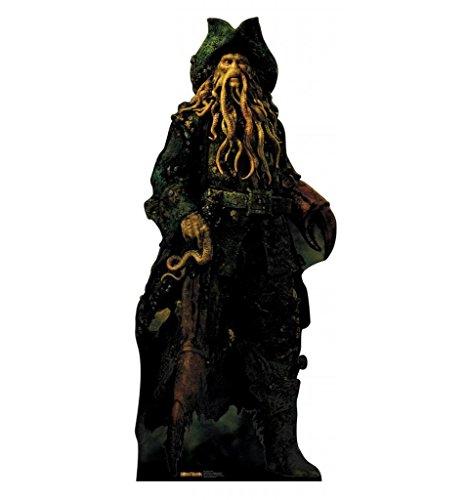 Davy Jones - Disney's Pirates of the Caribbean - Advanced Graphics Life Size Cardboard Standup