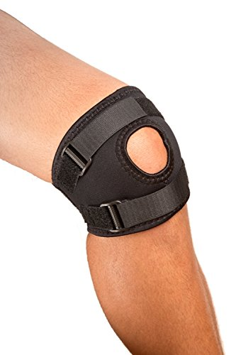 Cho-Pat Counter Force Knee Wrap - Alleviates Patellar and Arthritis Pain (Large, 15''-16'') by Cho-Pat