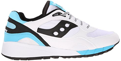 Saucony Originals Shadow 6000 - Zapatillas Hombre White/Black