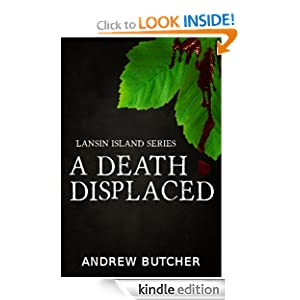A Death Displaced (Lansin Island Series)
