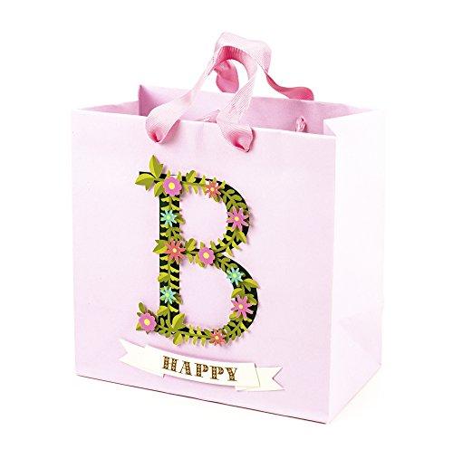 Hallmark Signature Medium Gift Bag (Floral B (Floral Medium Gift Bag)