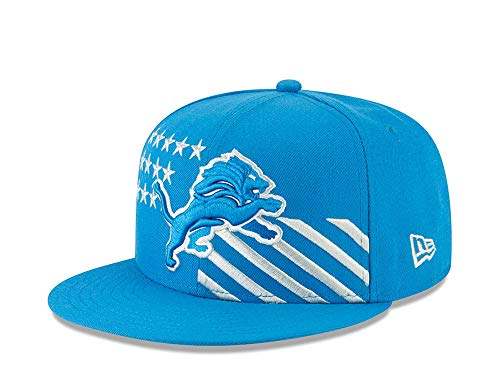 New Era Detroit Lions 9FIFTY NFL Official 2019 Draft Snapback -