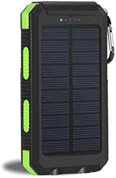 Cellys Batería de Carga Solar para Smartphone 2 USB, Capacidad ...