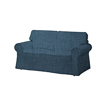 Amazoncom MastersofCovers Ektorp Two Seater Sofa Bed Cover15