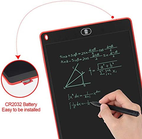 Graphics Tablet LCD Writing Tablet 8.5 Inch Drawing Tablet LED Light Pad Drawing Board Electronic Smart Notebook Writing Pad