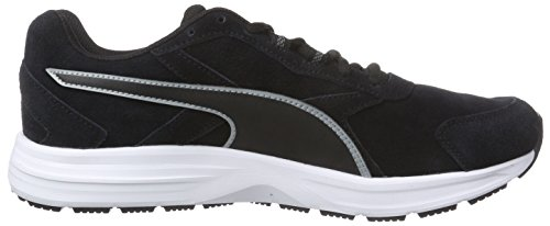 quarry Puma Descendant Black 03 Nero da Suede V3 Sneakers Uomo TRxqwrR8d